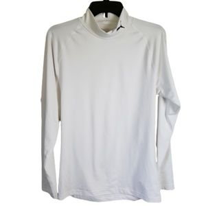 Puma Warm Cell Compression Shirt White Large
